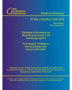 ST-IGG-3702/ZN-G-2200:2018 wersja papierowa