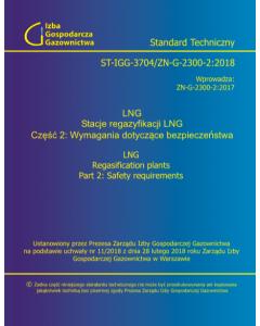 ST-IGG-3704/ZN-G-2300-2:2018  wersja papierowa