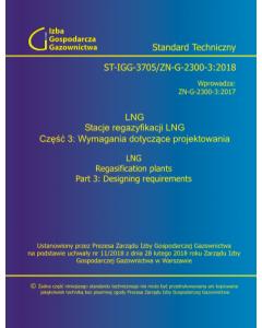 ST-IGG-3705/ZN-G-2300-3:2018  wersja papierowa