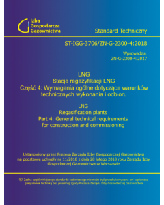 ST-IGG-3706/ZN-G-2300-4:2018 wersja papierowa