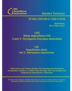 ST-IGG-3707/ZN-G-2300-5:2018 wersja papierowa